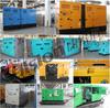 50HZ/60HZ 200KW-2500KW Germany Made Engine MTU Diesel Generator