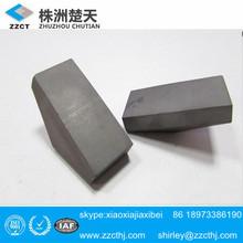 tungsten carbide shield cutter for tunnel boring machine parts