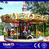 Amusement Park Carousel Horse, 12 Seats Carousel Horse for Sale, Kids Amusement Rides!