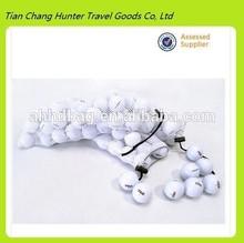 wholesale durable golf ball bag,golf ball drawstring bag