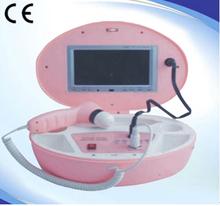 Multi-function Skin scope Analyzer,portable smart skin scope analysis with digital test system