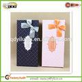 personalizada de papelão rígido presente de aniversário caixas com tampa