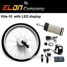 Easy to Convert Electric Bike Conversion Kits (kits-10 LED)