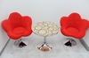 glass top lounge chair bar stool hinge Guomin