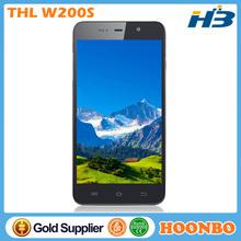 Low Price China Mobile Phone Original Thl W200S Smartphone Dual Sim Card 3G Android 4.2 Smart Mobile Phone 1280*720 Pix