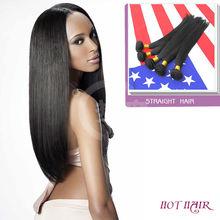 2014 hot fashion natural brazilian hair pieces raw brazilian hair