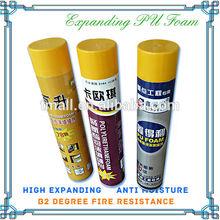 Spray polyurethane foam of waterproof , Professional PU Foam Sealant Manufacturer