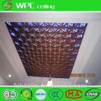 PVC wall boards waterproof false ceiling of low price