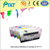 compatible hp 711 black ink cartridge 80ml for hp designjet T120 T520 refill ink