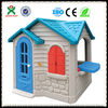 Guangzhou Little cottage cheap plastic playhouse for girls / little girls playhouses (QX-158E)
