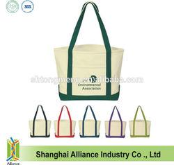 2014 SBCI audit vintage casual tote canvas beach bag(TMJ-840)