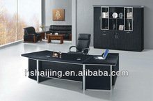 modern corner executive office wood desk furniture