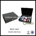 Premium 200 PCS New Products Poker Chip Box (SGS&BV)