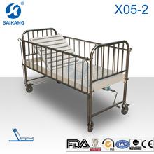 HOT!!! X05-2 Single Crank kid/children Manual Mechanical Bed