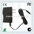 Nomes criativos para lojas 6v 3.6w item útil ac adaptador 6v 600ma 3.6w com 5.5*2.5mm dc ponta