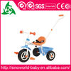 Best Selling Made in China children tricycle and trailer