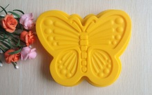 FDA&LFGB Food Grade Lovely Butterfly Shape Silicone Cake Pans &Bakeware