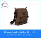 fashionable new york cotton canvas bag,canvas casual bag,unique messenger bag