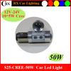 Various Colors Cree 50W Led Car Brake Light 12V Car Lights 1156 1157 S25 T20