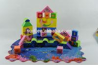 eva model toys by foam for kids