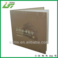 High quality China wholesale blue book
