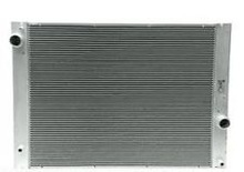 china supplier aluminum small car radiator TS16949