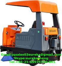 driving type floor sweeper, vacuum mechanical road sweeping machine/European Road Sweeper