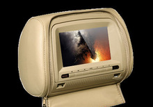 china 16:9 Screen Type and Headrest Placement car dvd