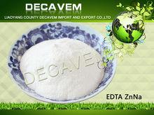 EDTA Zn salt fertilizer, Zn chelated micronutrients EDTA fertilizer, EDTA ZnNa2 fertilizer promote growth