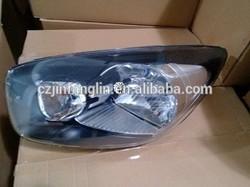 Auto Parts Kia Picanto 08 Head Lamp, Picanto 2008 Car Accessories Head Light
