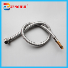 Plumbing Hoses Type braided stainless steel flexible hose for kitchen faucet