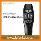 Lefant Hot Selling F2S wireless mouse with laser pointer and Pages up/ down for business gift
