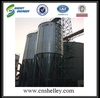 High quality galvanized wood silo with bucket elevator for sal