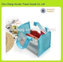 Hot sale fashion clear pvc tote bag beach bag (Model H2995)