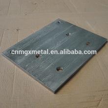 personalizzati di alta qualità tagliato a laserin acciaioinox 14mm base di spessore