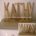 china personalizado hecho de madera de abedul palos embarcaciones de los niños