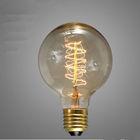 Classic style G95 decorative antique edison light bulbs