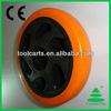 8 inch solid wheels /rubber powder wheel