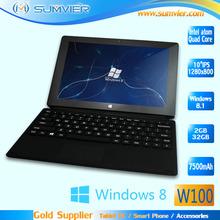 10 inch Quad Core RAM 2G ROM 32G windows tablet