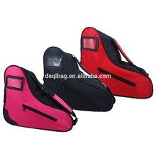 Roller Skate Bag Ice Skate Sack Roller Travel Tote