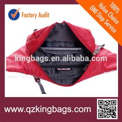Fanny pack wholesale pu leather waist bag