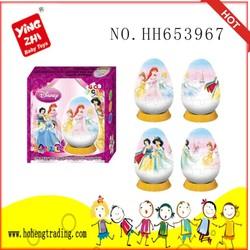 (educational toy)40pcs 3D plastic toy jigsaw puzzle