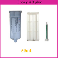 Dual ab glue two components epoxy resin transparent adhesive for marble mosaic elevator stainless steel sheet bonding