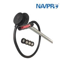 High resolution generators capacitance fuel gauge sending unit for fuel monitoring GPS tracker