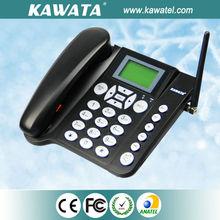 new design desktop sim card analog telephone