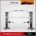 Especializada fuerza de la gimnasia de extensión de la pierna equipo de la aptitud / equipo de entrenamiento deportivo CPA1401 Cable cruzado