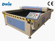 dw1325 180w laser máquina de corte para aço inoxidável