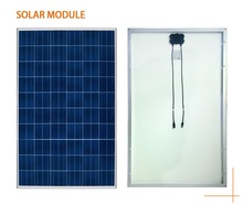 250w Polycrystalline Silicon Material and high efficiency solar pv cells panel home products for solar home power system