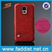 flip case for galaxy s5,retro flip leather case for samsung s5,top flip cover for samsung galaxy s5