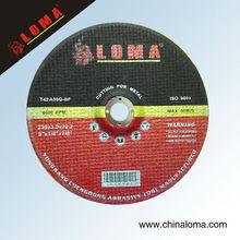 aluminium oxide cutting disc machine